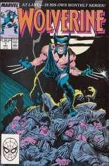 Wolverine (1988-2003) #1 Variant B: Direct Edition