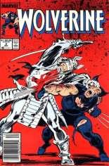 Wolverine (1988-2003) #2 Variant A: Newsstand Edition