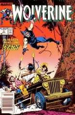 Wolverine (1988-2003) #5 Variant A: Newsstand Edition
