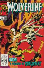 Wolverine (1988-2003) #9 Variant B: Direct Edition
