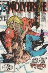 Wolverine (1988-2003) #10 Variant B: Direct Edition