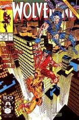 Wolverine (1988-2003) #42 Variant B: Direct Edition