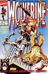Wolverine (1988-2003) #45 Variant B: Direct Edition