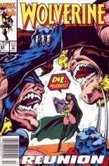 Wolverine (1988-2003) #62 Variant A: Newsstand Edition