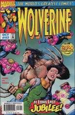 Wolverine (1988-2003) #117 Variant B: Direct Edition