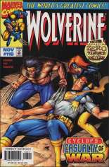 Wolverine (1988-2003) #118 Variant A