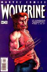 Wolverine (1988-2003) #167 Variant B: Direct Edition