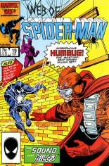 Web of Spider-Man (1985-1995) #19 Variant B: Direct Edition
