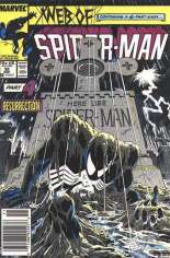 Web of Spider-Man (1985-1995) #32 Variant A: Newsstand Edition