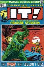 Supernatural Thrillers (1972-1975) #1