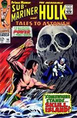 Tales to Astonish (1959-1968) #96