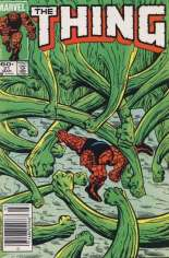 Thing (1983-1986) #21 Variant A: Newsstand Edition