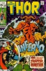 Thor (1966-1996) #176 Variant A