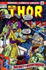 Thor (1966-1996) #212
