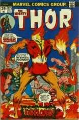 Thor (1966-1996) #225