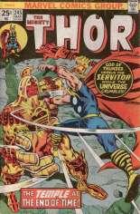 Thor (1966-1996) #245 Variant A