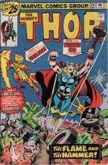 Thor (1966-1996) #247 Variant A