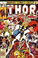 Thor (1966-1996) #257 Variant A