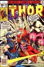 Thor (1966-1996) #260 Variant A