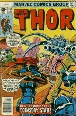 Thor (1966-1996) #261 Variant A