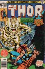 Thor (1966-1996) #263 Variant A