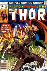 Thor (1966-1996) #265 Variant A