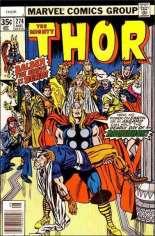 Thor (1966-1996) #274 Variant A