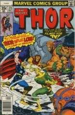 Thor (1966-1996) #275