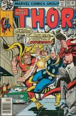 Thor (1966-1996) #280 Variant A