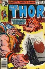 Thor (1966-1996) #281 Variant A