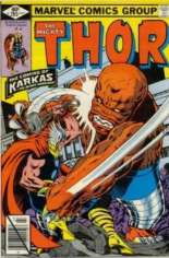 Thor (1966-1996) #285 Variant B: Direct Edition