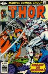 Thor (1966-1996) #287 Variant B: Direct Edition