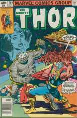 Thor (1966-1996) #289 Variant A: Newsstand Edition