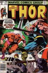Thor (1966-1996) #290 Variant A: Newsstand Edition