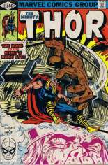 Thor (1966-1996) #293 Variant B: Direct Edition