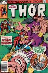 Thor (1966-1996) #295 Variant A: Newsstand Edition