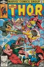 Thor (1966-1996) #296 Variant B: Direct Edition