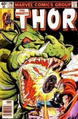 Thor (1966-1996) #298 Variant A: Newsstand Edition