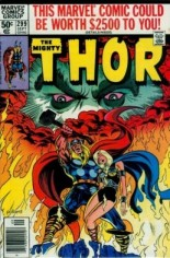 Thor (1966-1996) #299 Variant A: Newsstand Edition