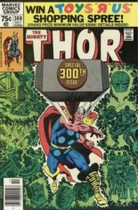 Thor (1966-1996) #300 Variant A: Newsstand Edition