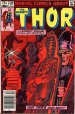 Thor (1966-1996) #326 Variant A: Newsstand Edition