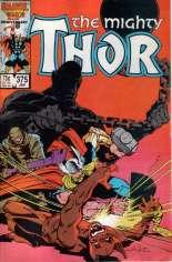 Thor (1966-1996) #375 Variant B: Direct Edition