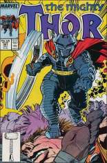 Thor (1966-1996) #381 Variant B: Direct Edition