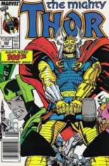 Thor (1966-1996) #382 Variant A: Newsstand Edition