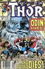Thor (1966-1996) #399 Variant A: Newsstand Edition