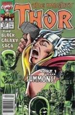 Thor (1966-1996) #419 Variant A: Newsstand Edition