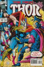 Thor (1966-1996) #467 Variant B: Direct Edition
