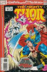 Thor (1966-1996) #468 Variant B: Direct Edition; Not Polybagged
