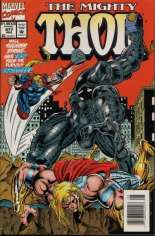 Thor (1966-1996) #477 Variant A: Newsstand Edition