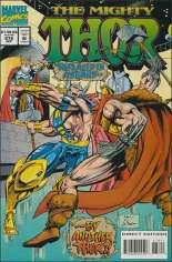 Thor (1966-1996) #478 Variant B: Direct Edition